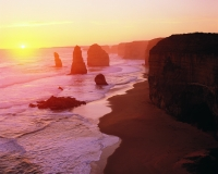 Twelve Apostles on Great Ocean Sunset Tour